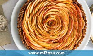 تارت تفاح