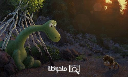 قصة فيلم the good dinosaur