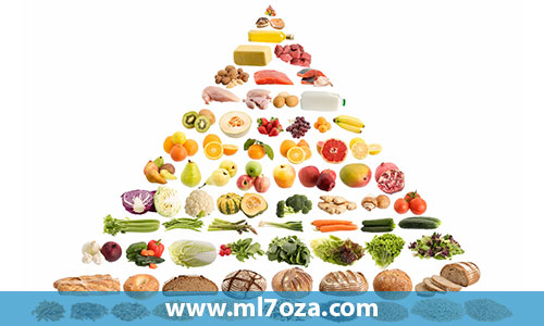 معلومات عن الطعام الصحي