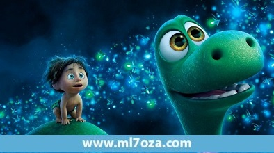 قصة فيلم the good dinosaur