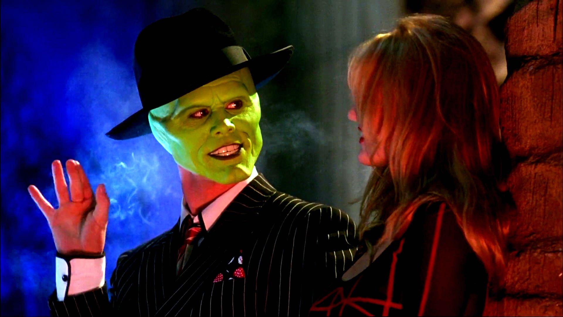 قصةفيلم The Mask