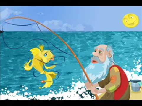 قصة الصياد وزوجته