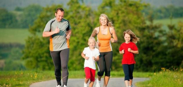 أهمية الرياضة لجسم الانسان