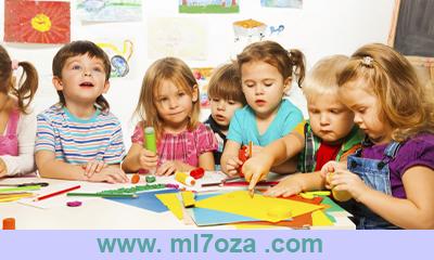 التعامل مع الاطفال الصغار