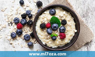 Healthy oats