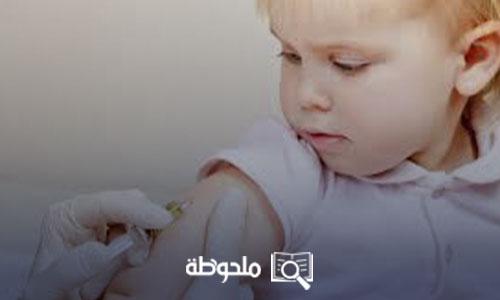 تطعيم شلل الاطفال